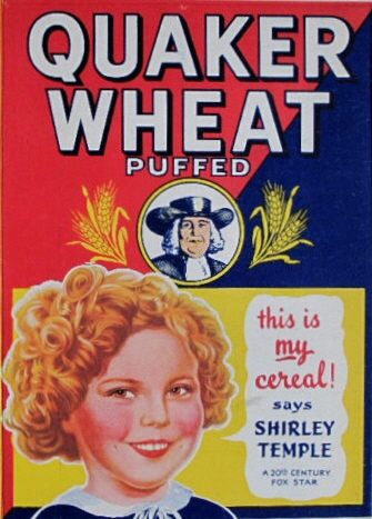 1930s Quaker Puffed Wheat Quakerport front (betr)3