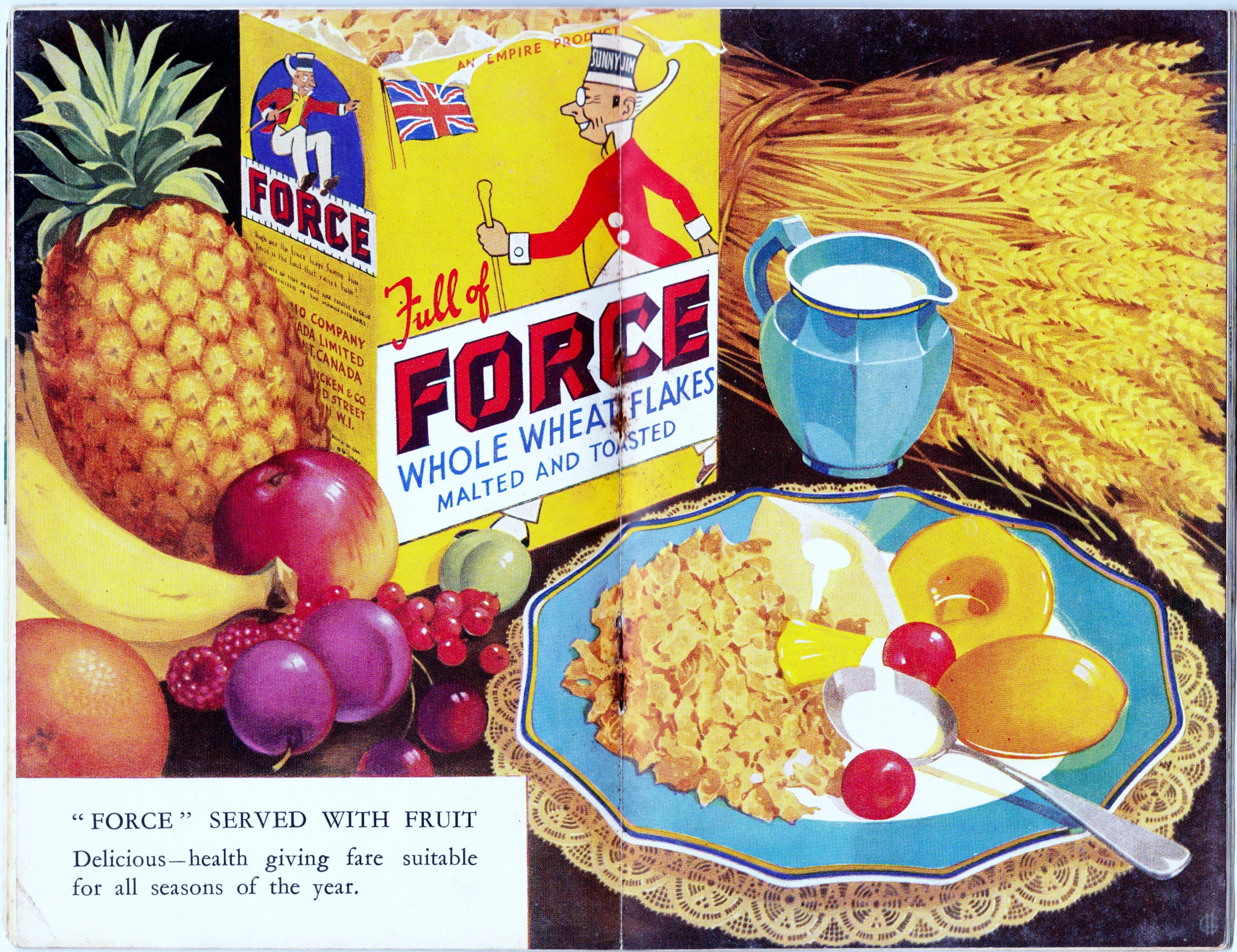 1940s Force Original Housewifes recipes (2)