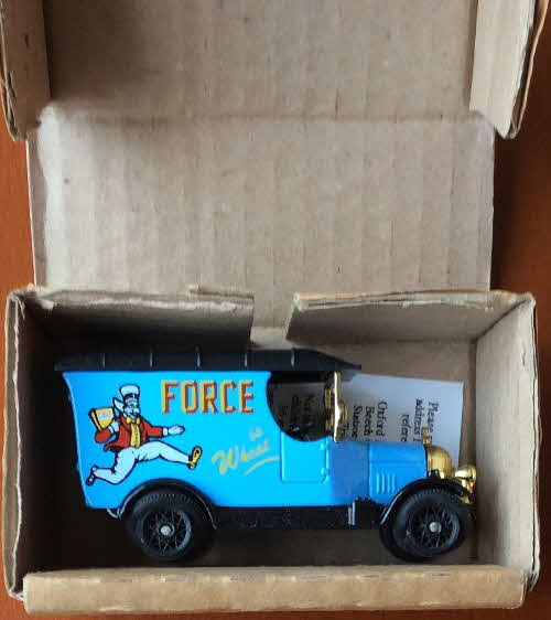 1996 Force Oxford Die Cast Delivery Van (1)
