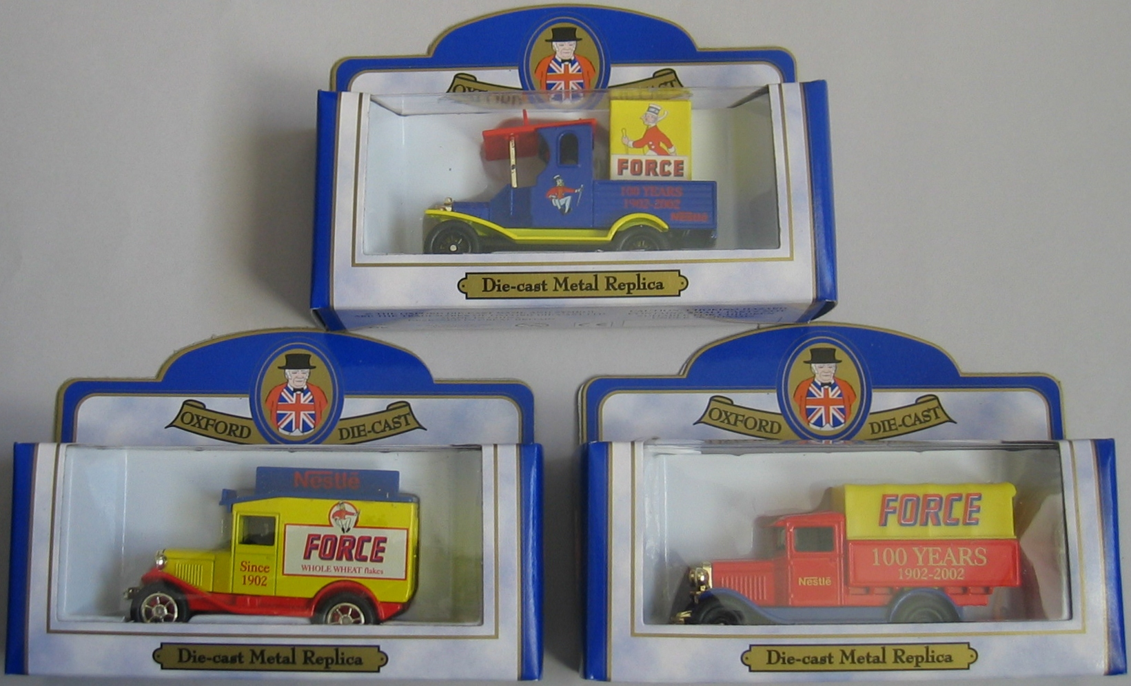 2002 Force Van set