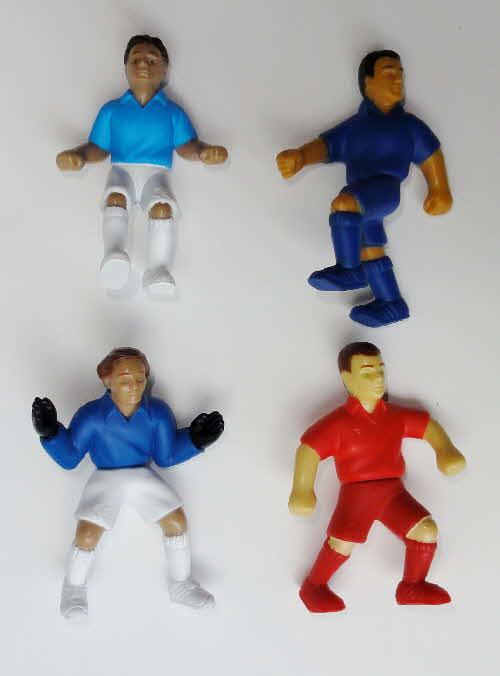 2000 Shreddies Euro 2000 Footballer set