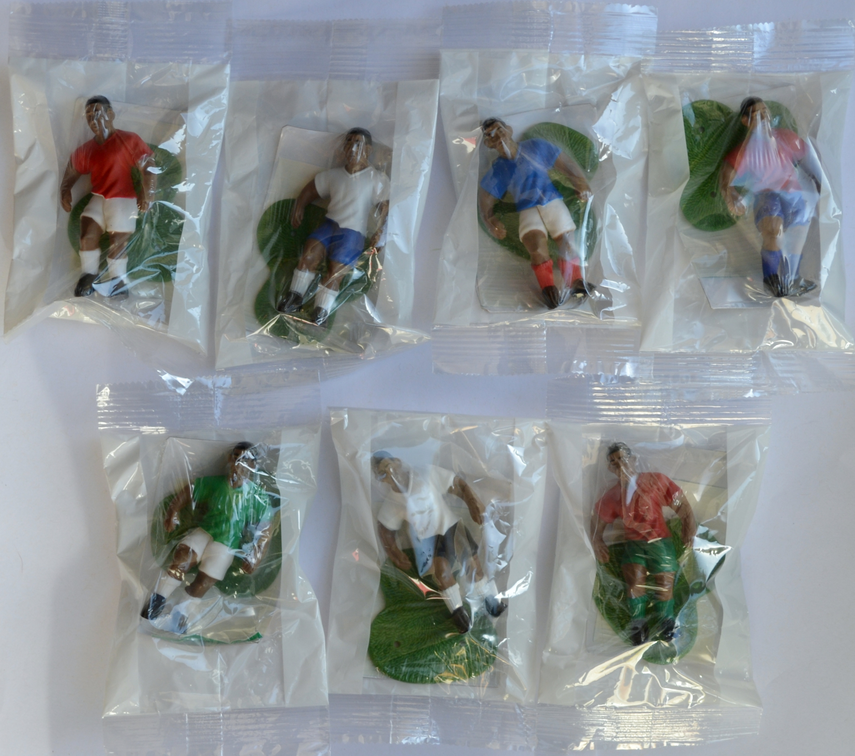 2004 Golden Nuggets Action Footballers - midfielder