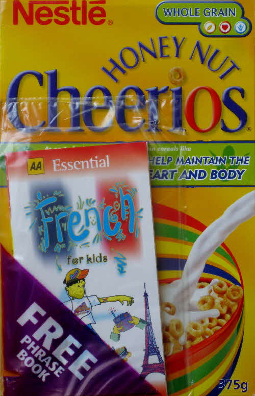 2000 Cheerios AA Essential Languages Book French