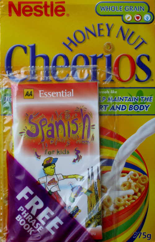2000 Cheerios AA Essential Languages Book Spanish