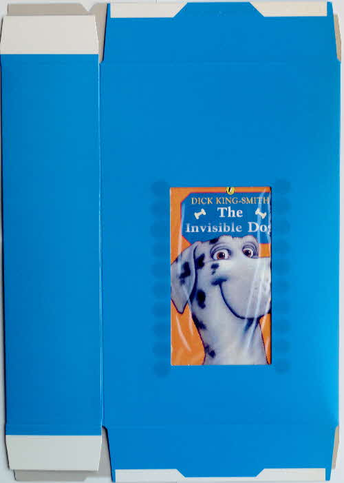 2002 Cheerios Free Puffin books pre issue