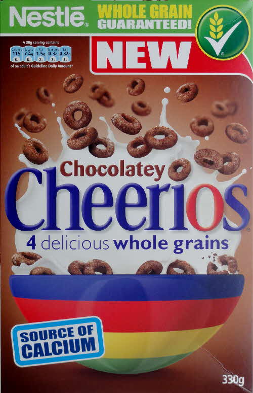 2012 Cheerios Chocoaley New front