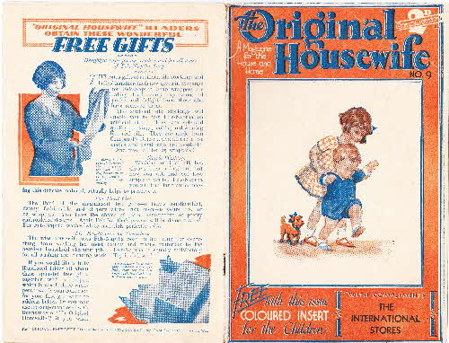 1930s Force Original Housewife magazine (2)