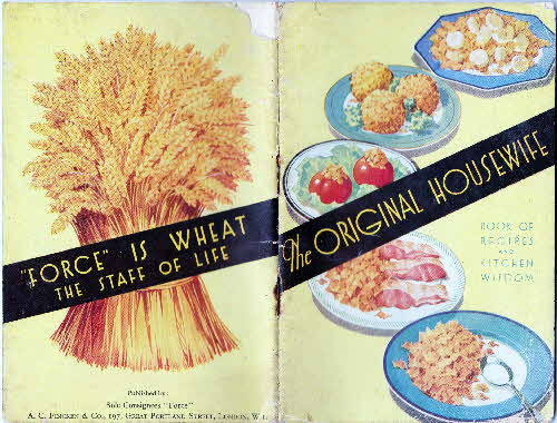 1940s Force Original Housewifes recipes (1)