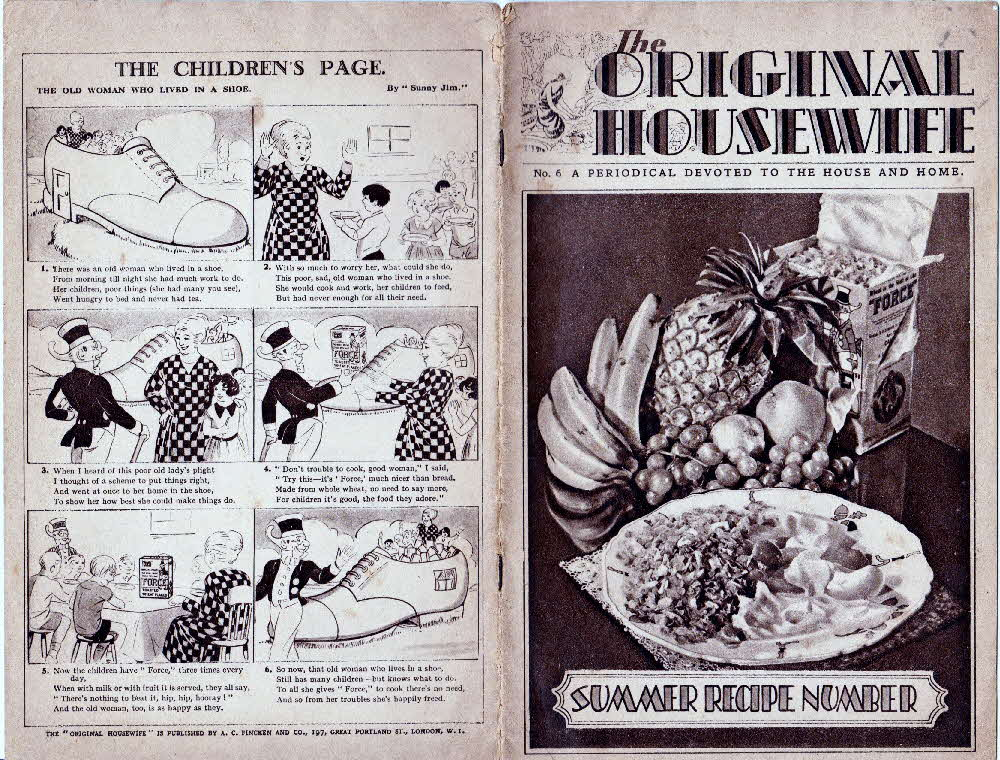 1940s Force Original Housewifes recipes (3)