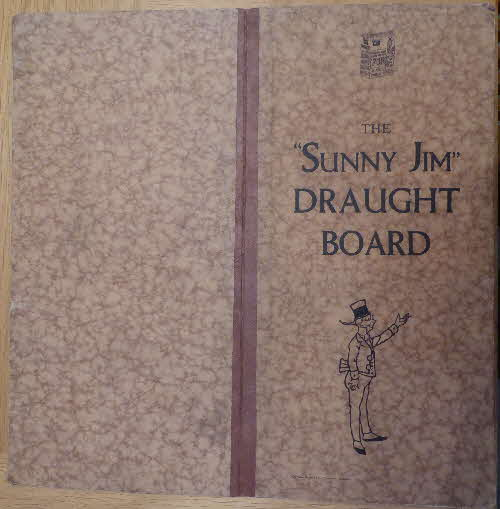1920s Force Draughts Board (2)