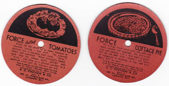 1930s Force Cardboard Record  2 (1)