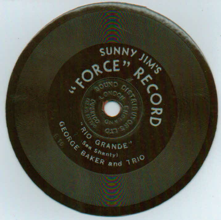 1930s Force Cardboard Record (2)