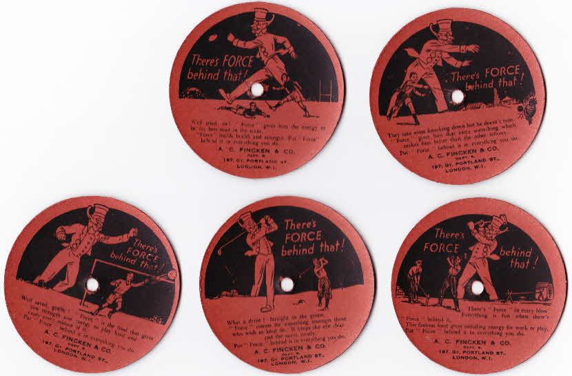 1930s Force Cardboard Record  6 (2)
