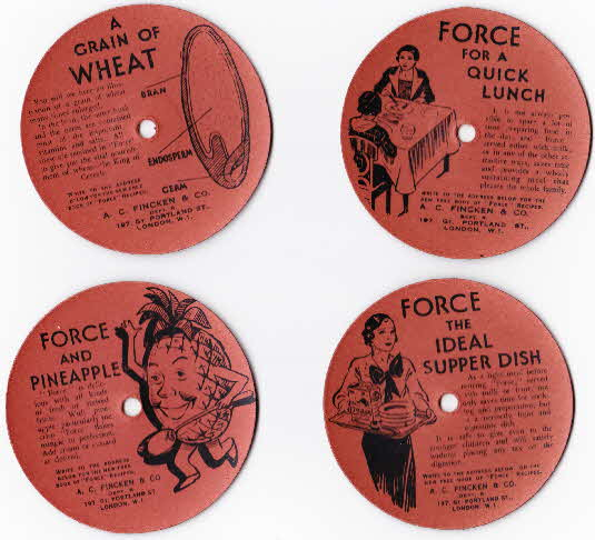 1930s Force Cardboard Record  8 (2)