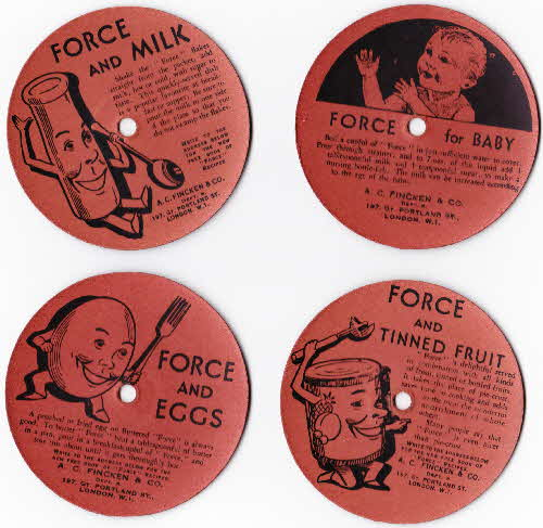 1930s Force Cardboard Record  9 (2)