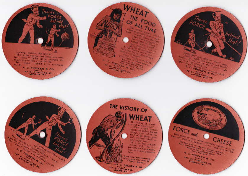 1930s Force Cardboard Record 10 (2)