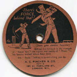 1930s Force Cardboard Record 13 (2)
