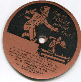 1930s Force Cardboard Record 14 (1)