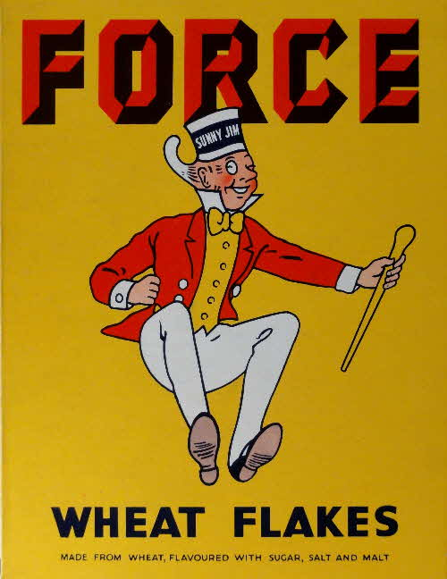 1960s Force back