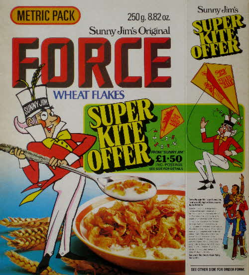 1977 Force Sunny Jim Remembers - Force Super Kite offer1