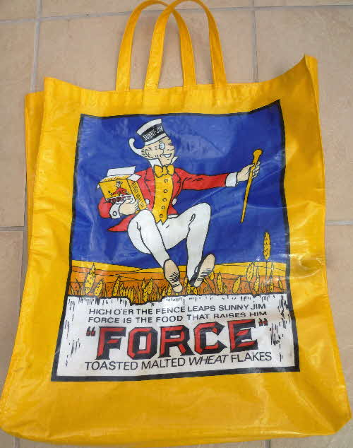 1970s Force Sunny Jim bag