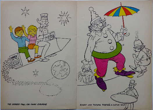 1971 Force Sunny Jims Painting Book (6)