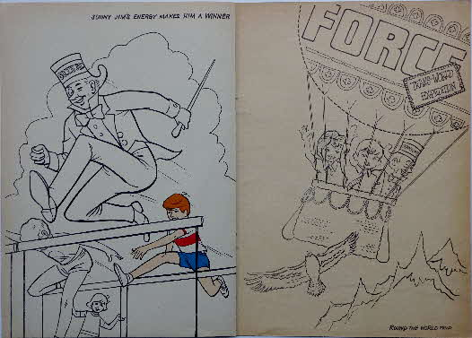 1971 Force Sunny Jims Painting Book (7)