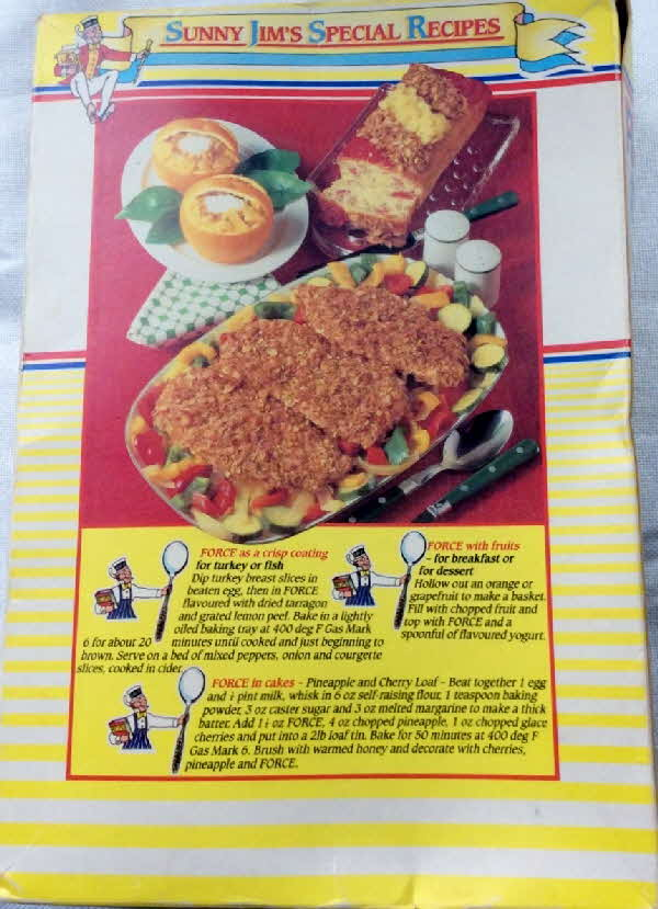 1970s Force Special Recipes (2)