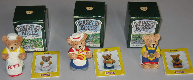 2001 Force Teddies