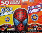 2002 Golden Grahams Spiderman Shooter front1 small