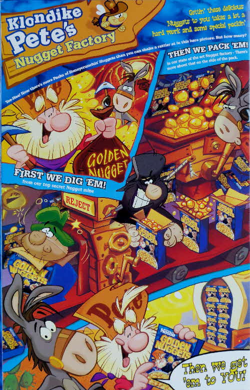 1999 Golden Nuggets Nugget Factory