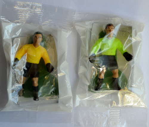 2004 Golden Nuggets Action Footballers - Goalie