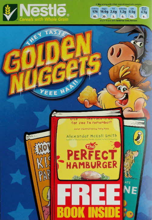 2006 Golden Nuggets Puffin Book front 1