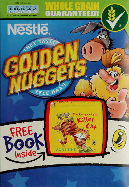 2007 Golden Nuggets Puffin Books front
