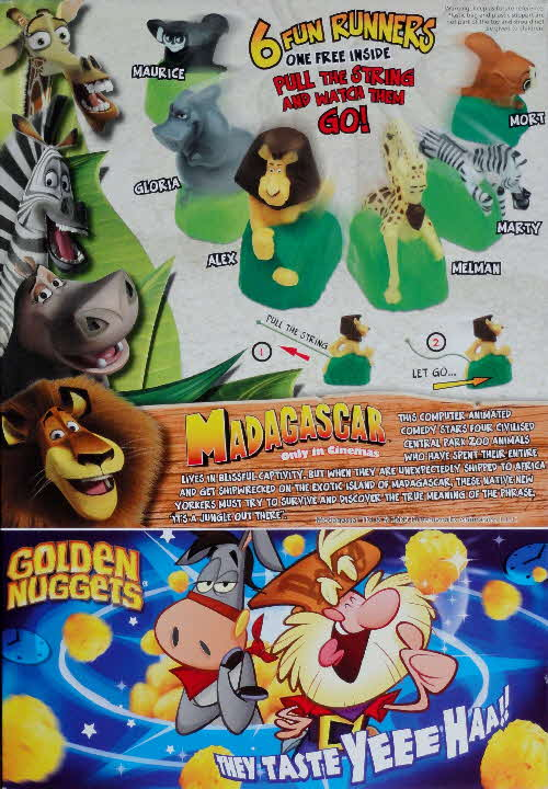 2005 Golden Nuggets Madagascar Fun Runners
