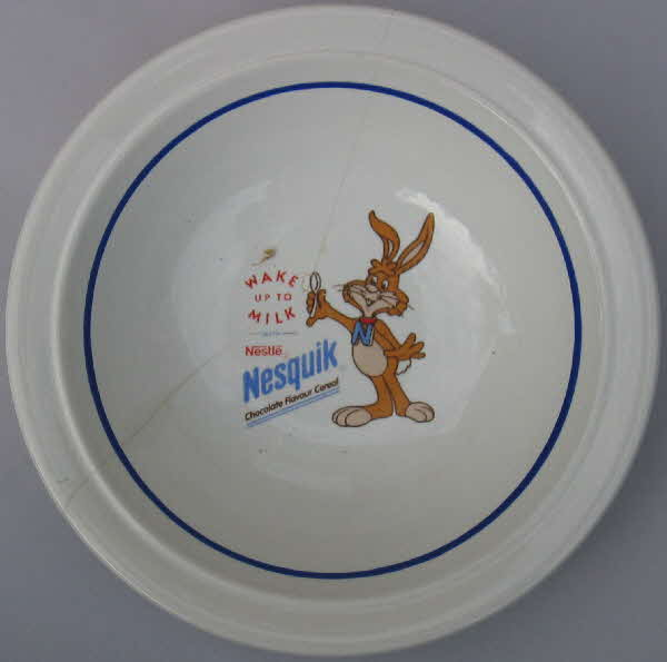 1990s Nesquick Breakfast bowl
