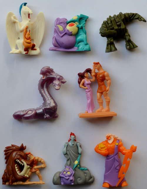 Toys For Hercules : Hercules  slightning