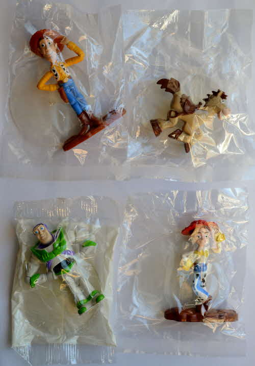 1999 Nesquik Toy Story 2 Stick n Stay Figure - mint (1)