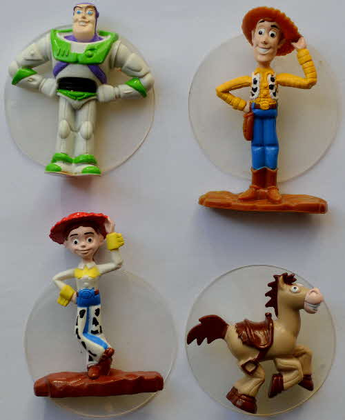 1999 Nesquik Toy Story 2 Stick n Stay Figure - mint (3)