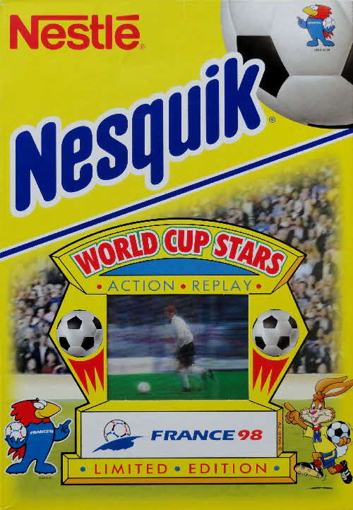1998 Nesquick World Cup Stars Action Replay cards front (3)