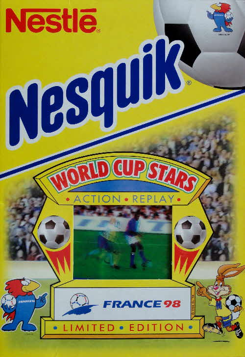 1998 Nesquick World Cup Stars Action Replay cards front (6)