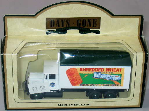 Shredded Wheat Days Gone lorry (2)