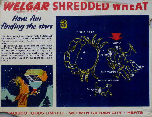 1957 Shredded Wheat Mysterious Sky  (1)