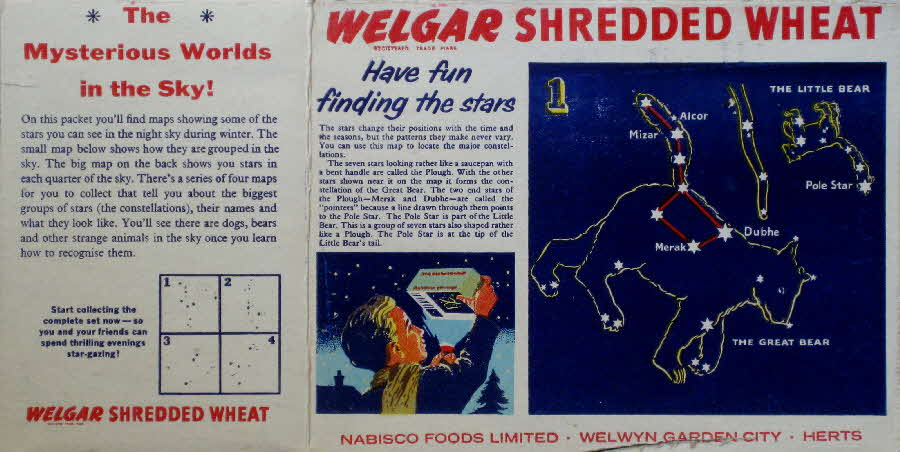 1957 Shredded Wheat Mysterious Sky  (2)