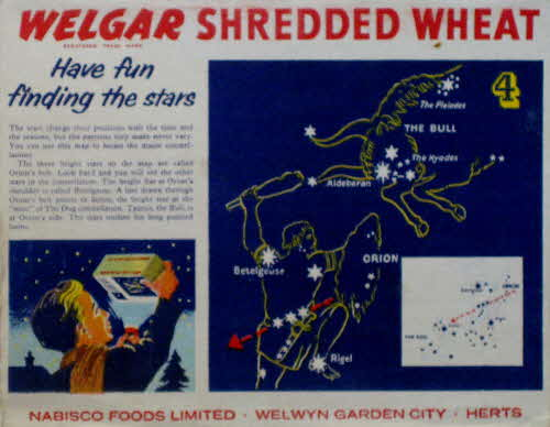 1957 Shredded Wheat Mysterious Sky  (3)
