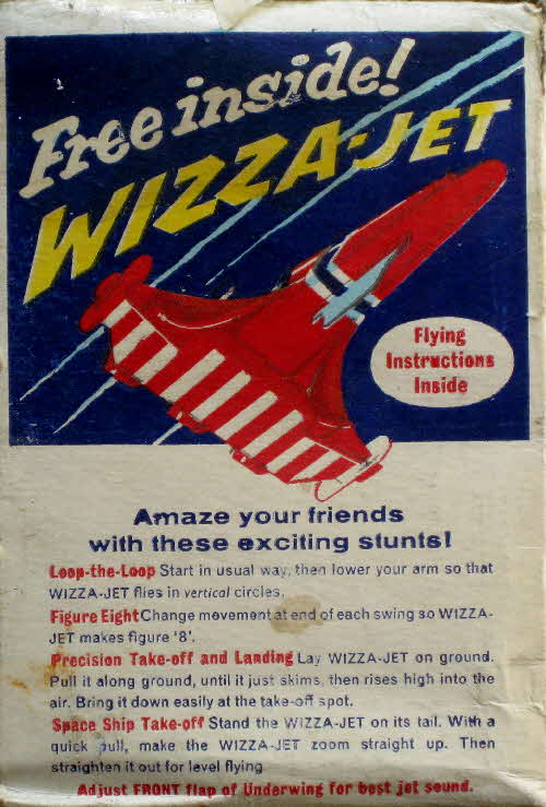 1957 Shredded Wheat Wizza Jet (1)
