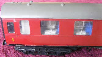 1960s Shredded Wheat British Railways Restaurant Coach 2