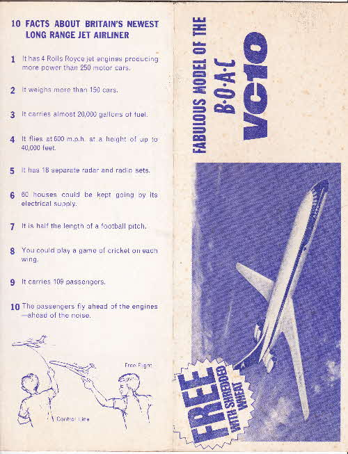 1960s Shredded Wheat VC10 (2)