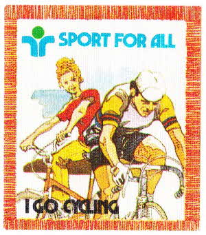 1977 Shredded Wheat Sports for All silks 2