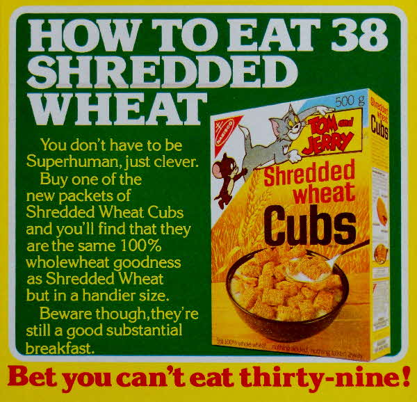 1982 Shredded Wheat How to Eat 38